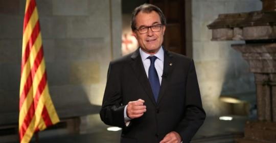 Kataluniako  Presidentearen  zigor-egozteari  buruz